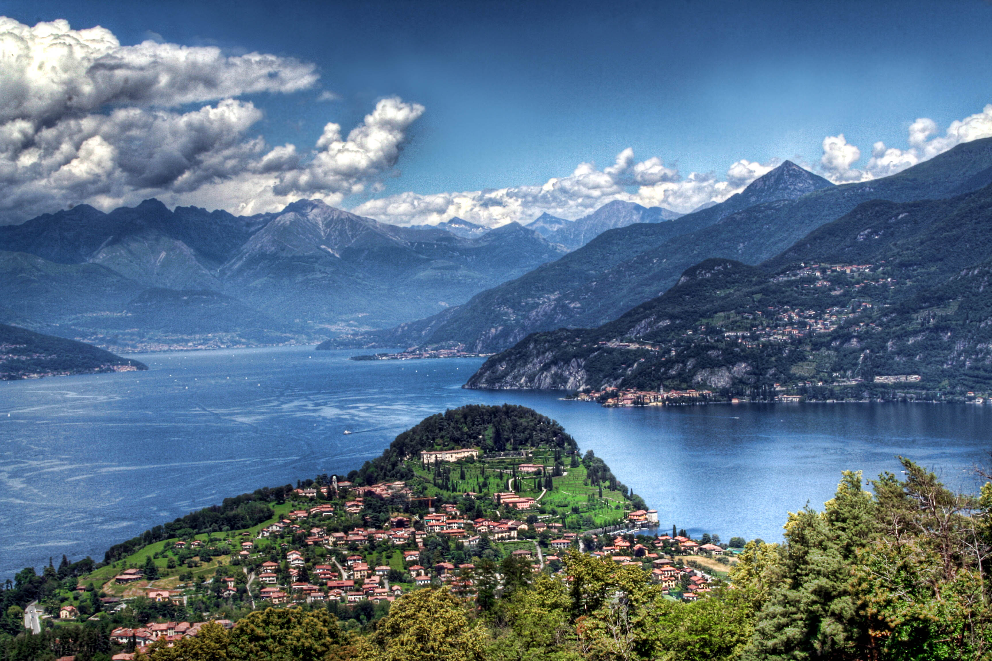 Adembenemend mooi 7 dagen comomeer noord itali nu v a for Disegni casa sul lago