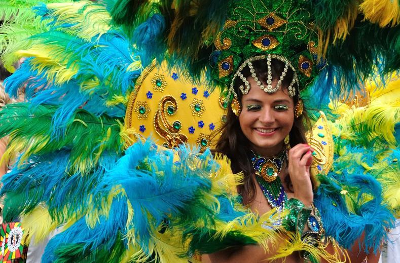 Brazilië Danseres