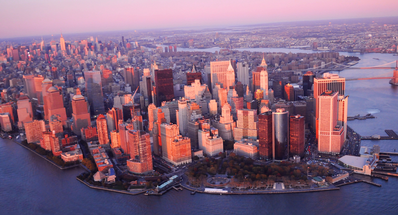 KLM Retourtickets naar New York