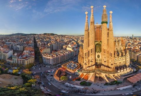 Deals, Ticket, Europa, Barcelona