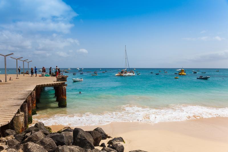 Vakantie op Sal Kaapverdië