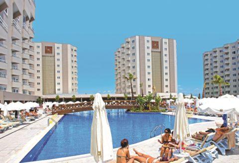 Vakanties, All Inclusive, Afrika, Turkije