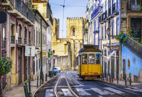 Deals, Ticket, Europa, Portugal