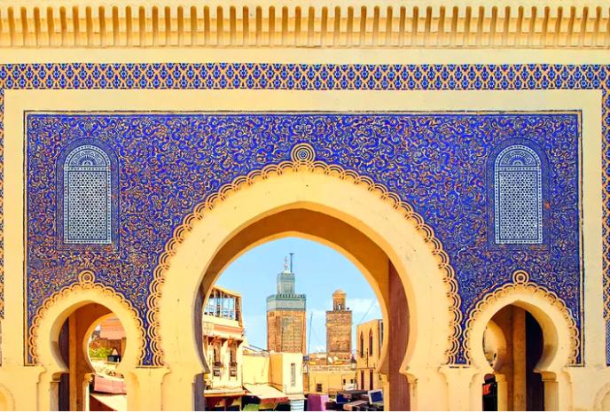 Vakantie naar Fez
