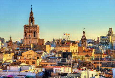 City Trips, City Trip, Europa, Valencia