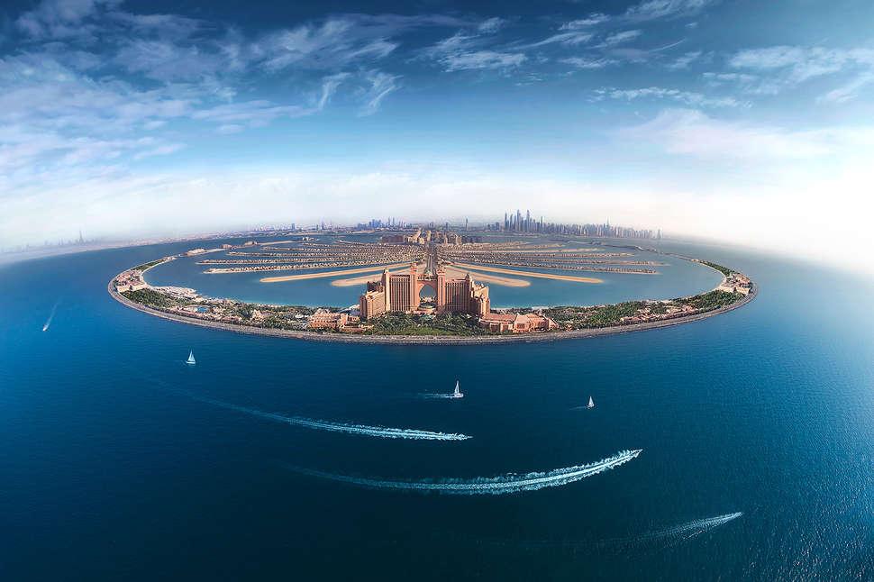 Relaxvakantie naar Dubai
