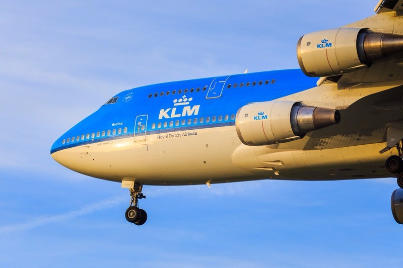 KLM Ticket Sale