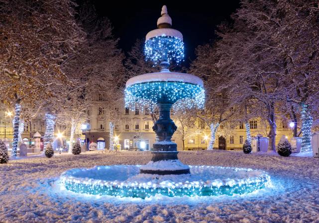 Bezoek Europa S Mooiste Kerstmarkt In Zagreb Met Deze Geweldige Reis