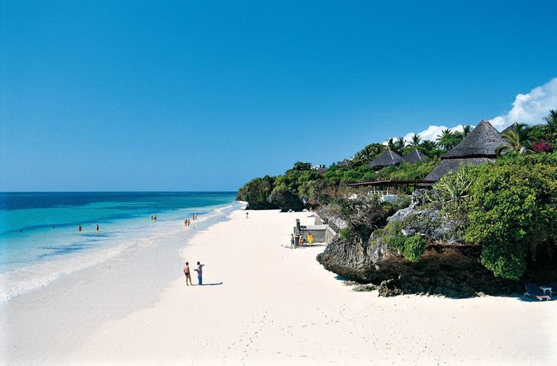 Bamburi Beach Resort Kenia