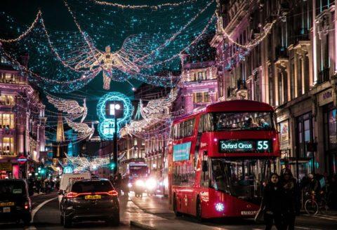 Deals, Kerst, Europa, Londen