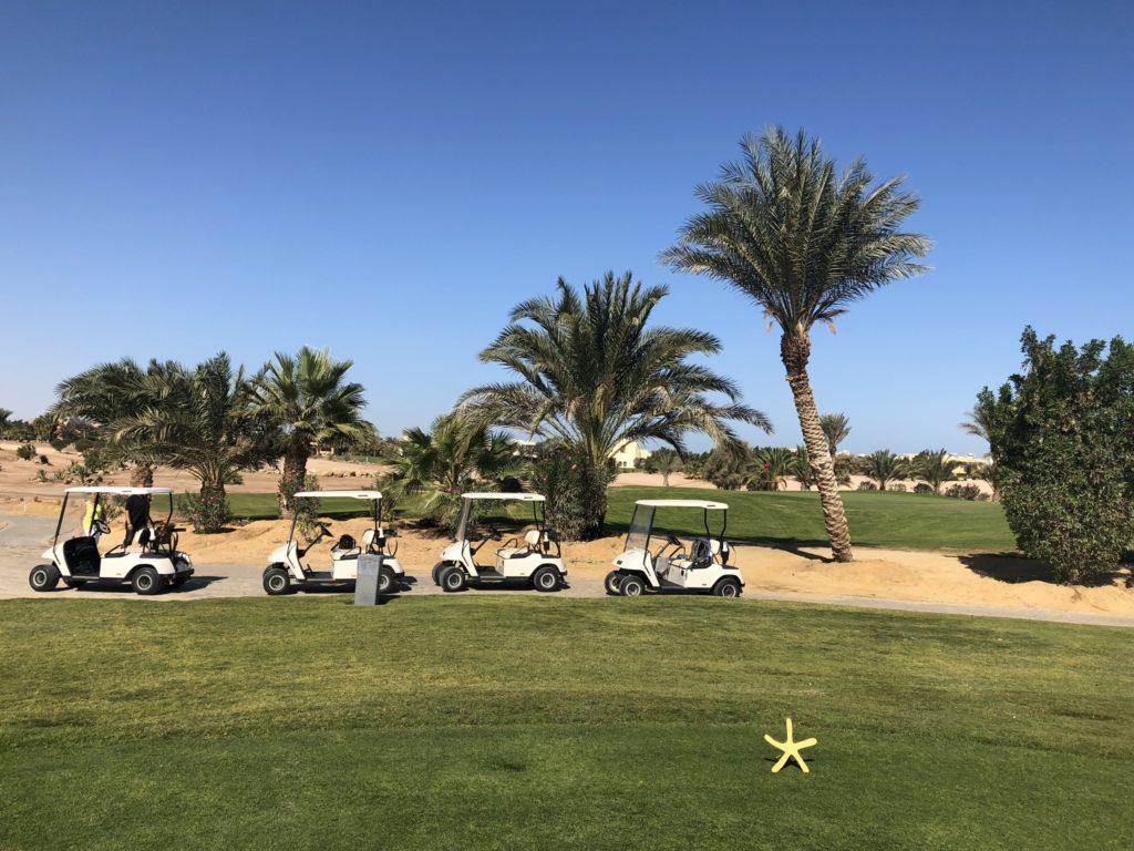 18-holes golfbaan, All Inclusive El Gouna