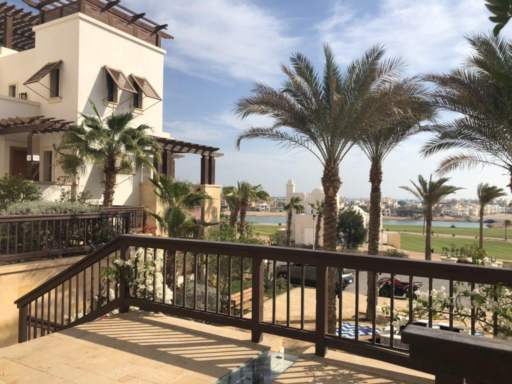 Ancient Sands Resort in El Gouna