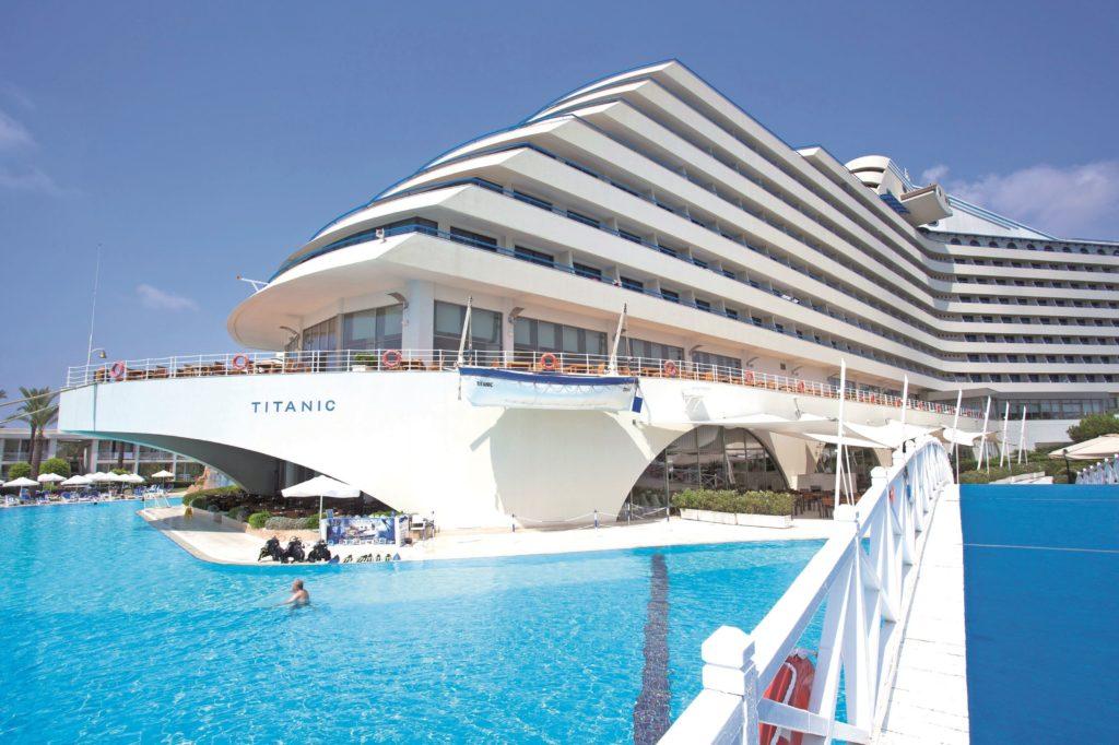 Titanica Beach Resort Turkije, All Inclusive