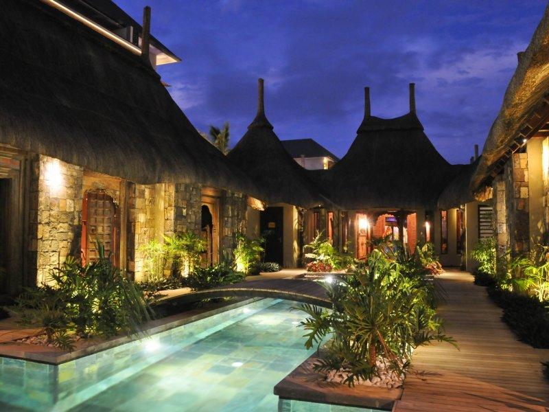 Luxe vakantie Mauritius