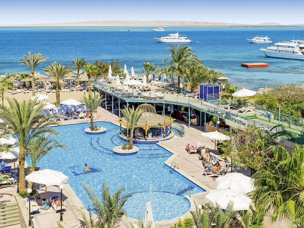 Last Minute vakantie naar Egypte