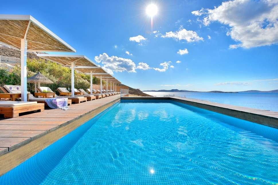 Horizon Hotel in Mykonos