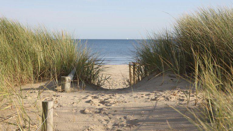 Verblijf aan het strand