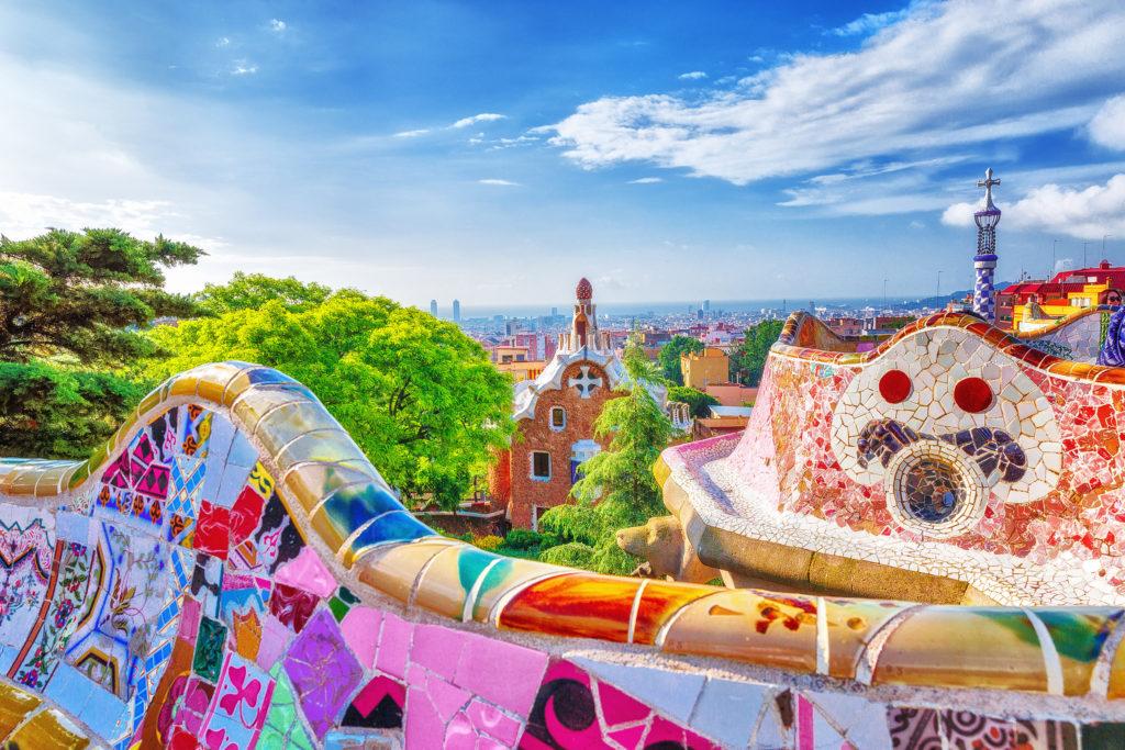 Barcelona Meivakantie
