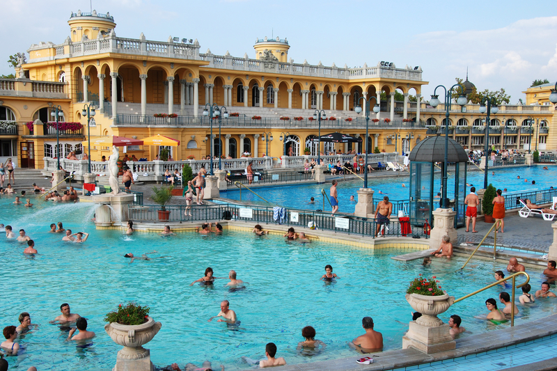boedapest city trip