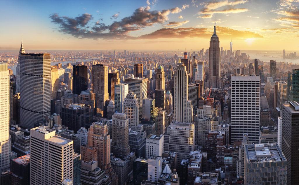 New York KLM