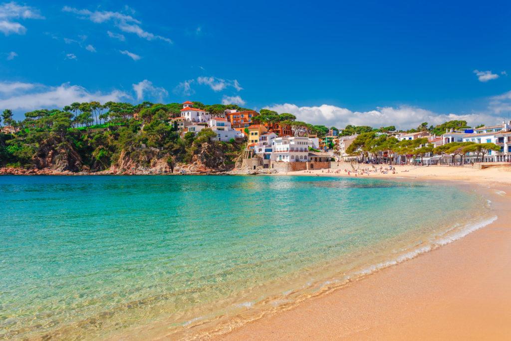 Zonvakantie naar Costa Brava