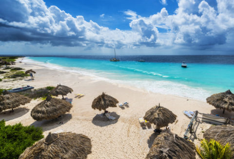 Deals, Ticket, Caribbean, Aruba + Antillen