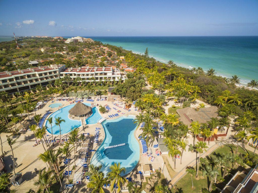 Sol Palmeras Hotel op Cuba