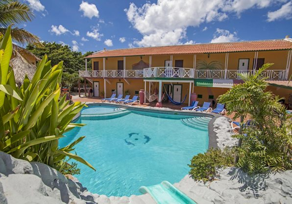 Zonnige vakantie op Curaçao