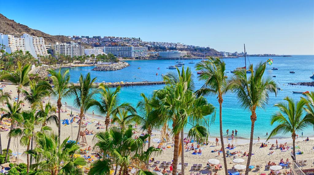 Vakantie naar Gran Canaria