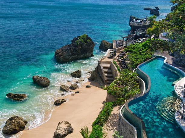 Ayana Resort op Bali