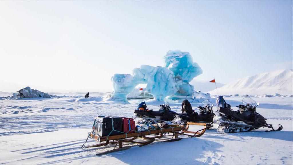 Spitsbergen Retourtickets