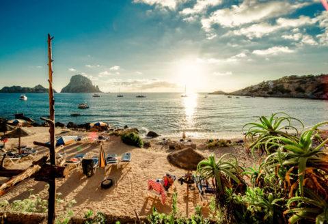 Auto, Vakantie, Europa, Ibiza