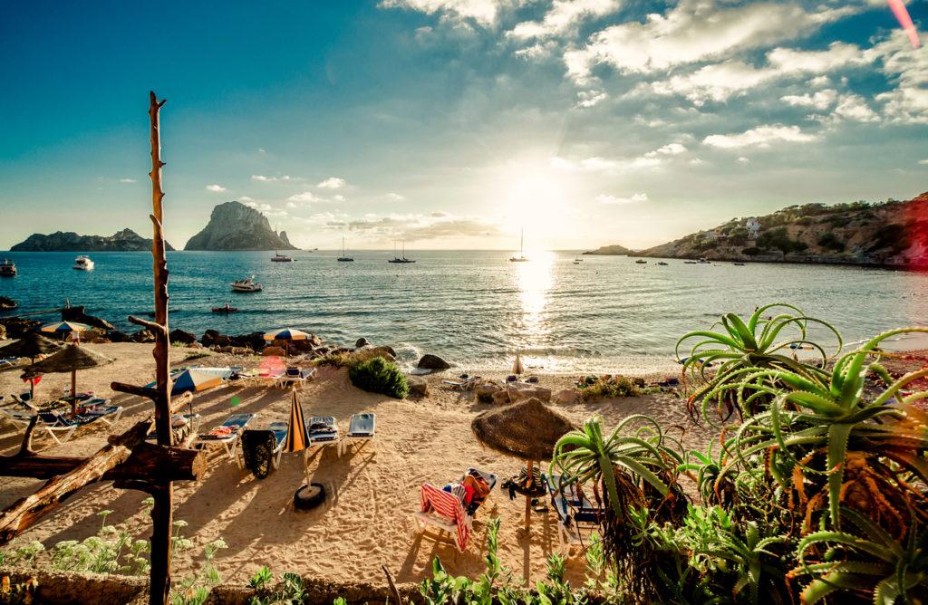 Ibiza zonvakantie