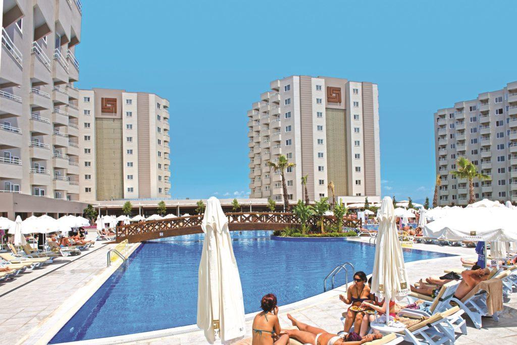 Vakantie naar Turkije