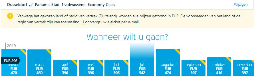 KLM Panama