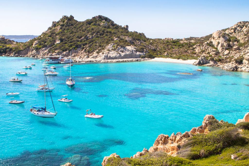 Sardinië vakantie