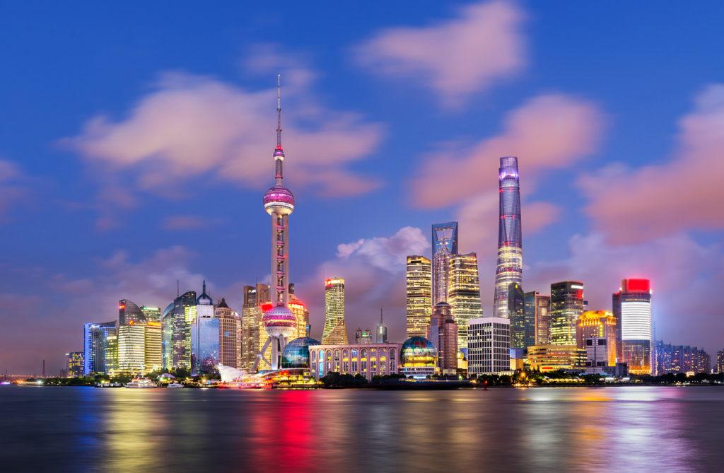 Shanghai Retourticket