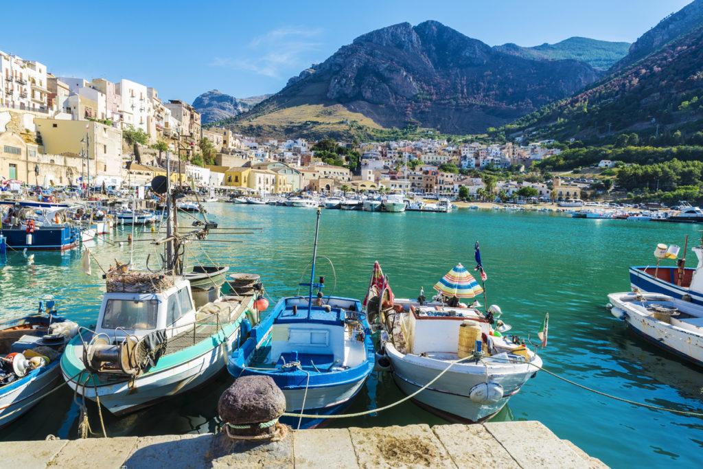 Zonvakantie naar Sicilië