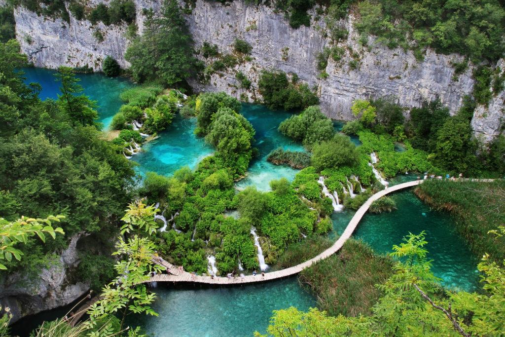 Zonvakantie Kroatië