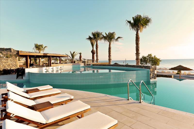 Foto vroegboek vakantie Kreta