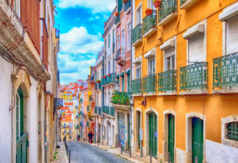 Deals, City Trip, Europa, Portugal