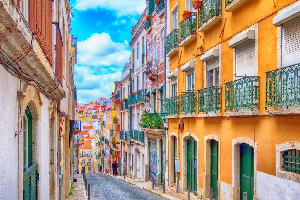 Lissabon City Trip