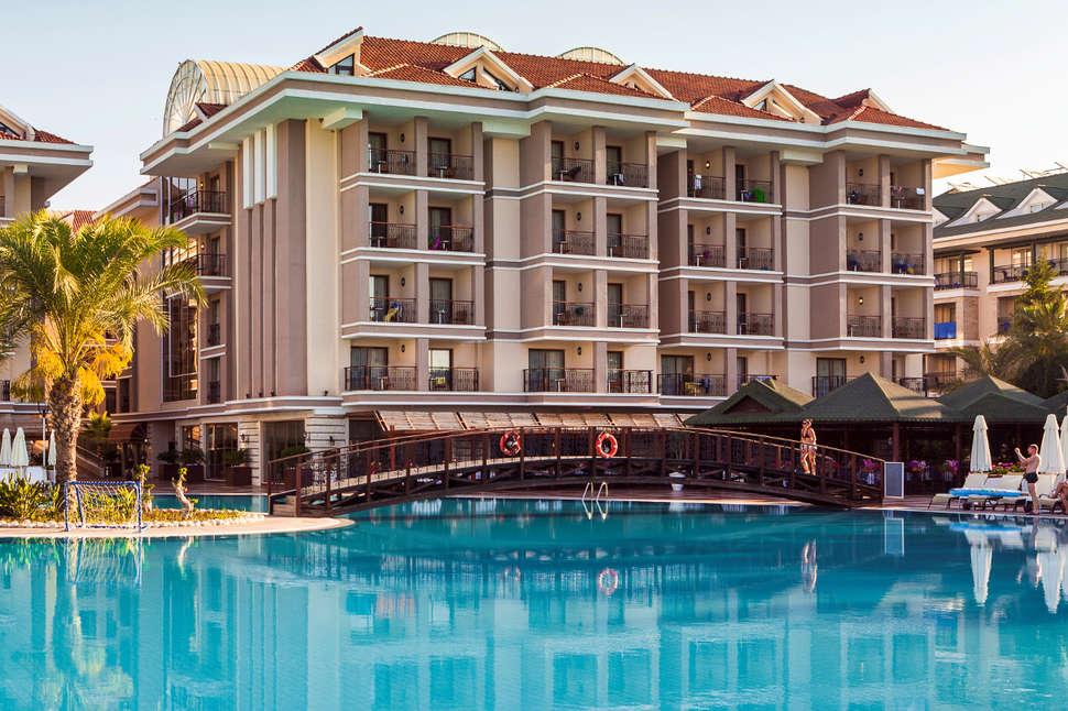 Foto hotel Sentido Turan Prince - Turkije