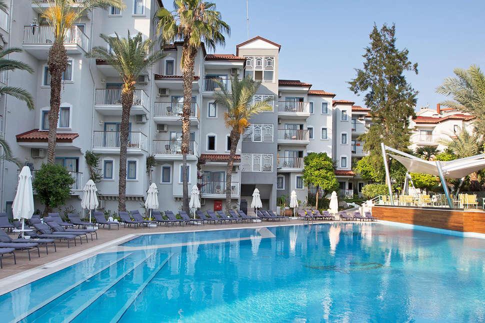 Foto Sentido Marina Suites-Turkije