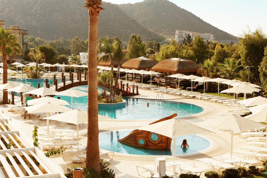 Luxe vakantie naar Turkije