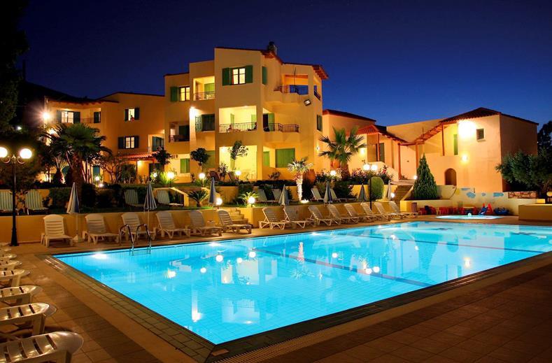 Vakantie naar Kreta