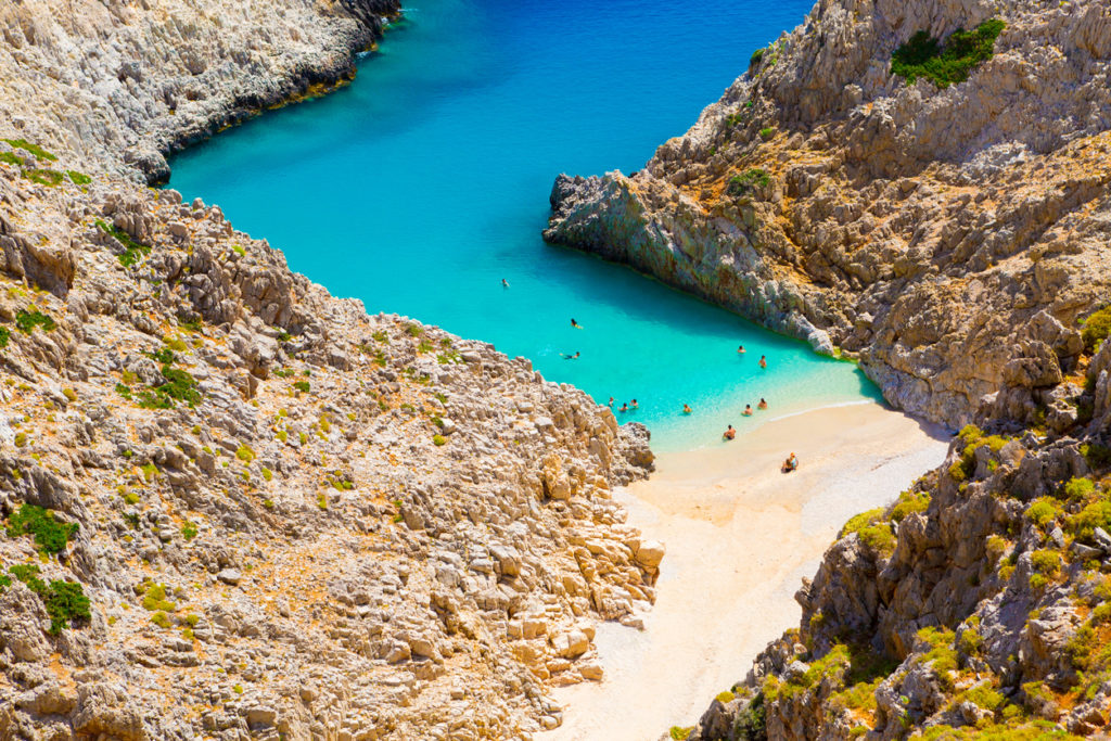 Twee weken Kreta