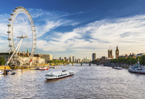 Deals, Ticket, Europa, Londen