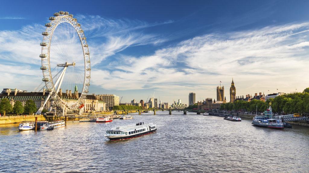 Londen Retourtickets