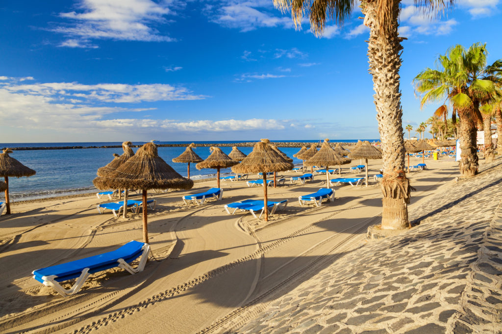Tenerife relaxvakantie